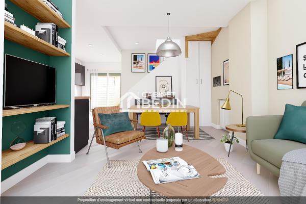 Achat Maison 3 pieces Le Bouscat 2 chambres