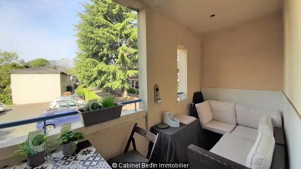 Achat Appartement 2 pieces Le Bouscat 1 chambre