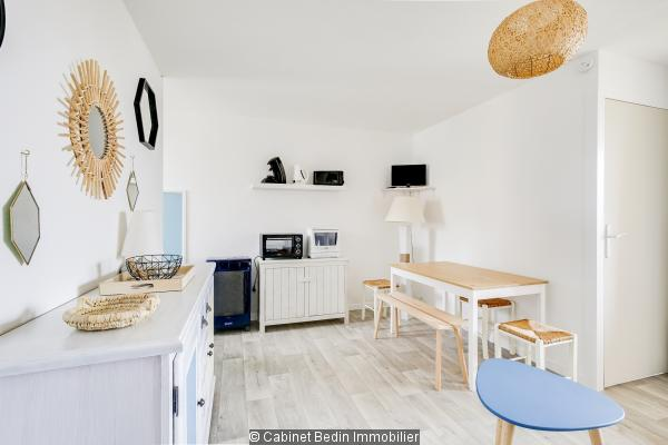 Achat Appartement T2 Biscarrosse Plage 1 chambre