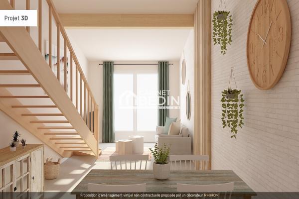 Vente Maison T2 Biscarrosse Plage 1 chambre