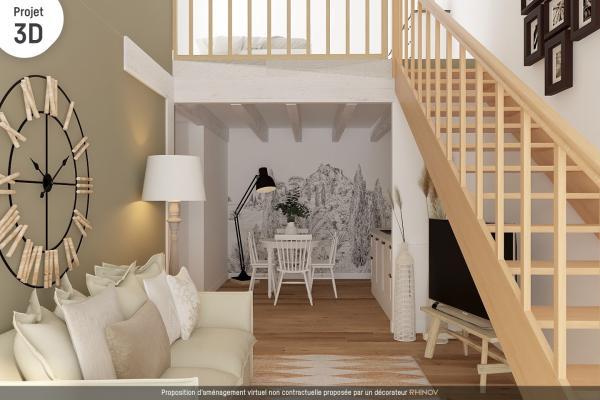 Vente Maison T3 Biscarrosse Plage 1 chambre