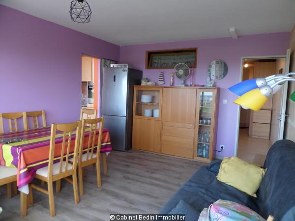 Vente Appartement T2 Biscarrosse Plage 1 chambre