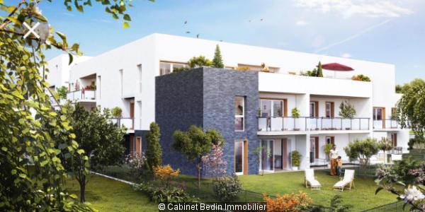 Achat Appartement 3 pièces Villenave D Ornon 2 chambres