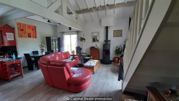 acheter Maison 7 pieces St Loubes 5 chambres