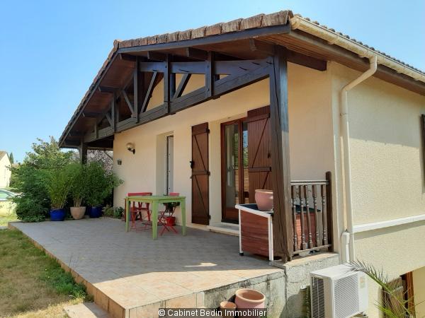 Vente Maison 6 pieces St Loubes 4 chambres
