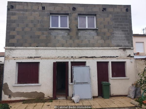 Achat Maison 3 pieces Lormont 2 chambres