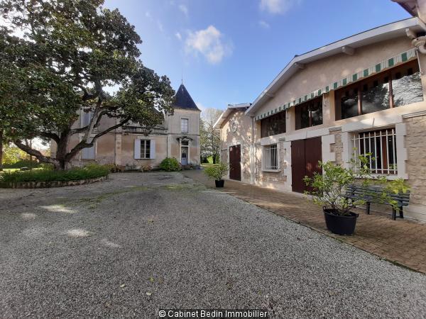 Achat Maison 17 pieces St Loubes 10 chambres