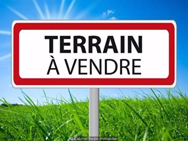 Vente Terrain constructible Carignan De Bordeaux