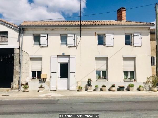 Achat Maison T4 Montlieu La Garde 2 chambres