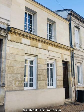 acheter Maison T4 Bordeaux 3 chambres