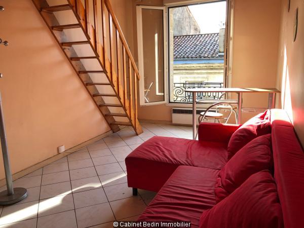 Achat Maison T2 Bordeaux 1 chambre