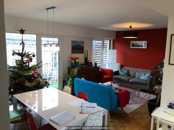 Vente Appartement T3 Bordeaux 3 chambres