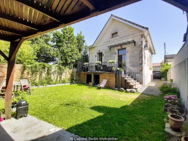 Achat Maison 6 pièces Bordeaux 3 chambres