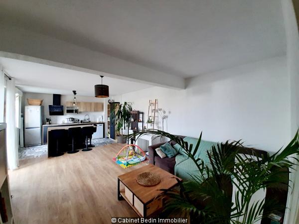 Vente Appartement T3 Le Haillan 2 chambres