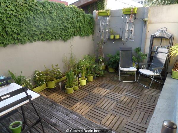 Achat Appartement 3 pièces Bordeaux 2 chambres