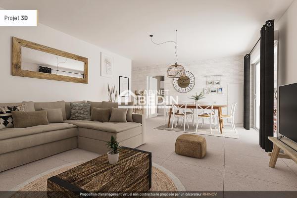 Achat Appartement T4 Le Bouscat 3 chambres