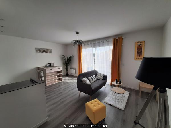 Achat Appartement 2 pieces Eysines 1 chambre
