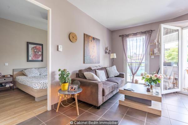 Achat Appartement 2 pièces Eysines 1 chambre