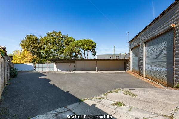 Achat Immeuble Mixte 1 appartement 1 piece Eysines