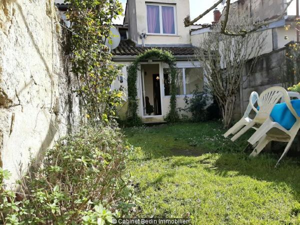 Achat Maison 4 pieces Bordeaux 3 chambres