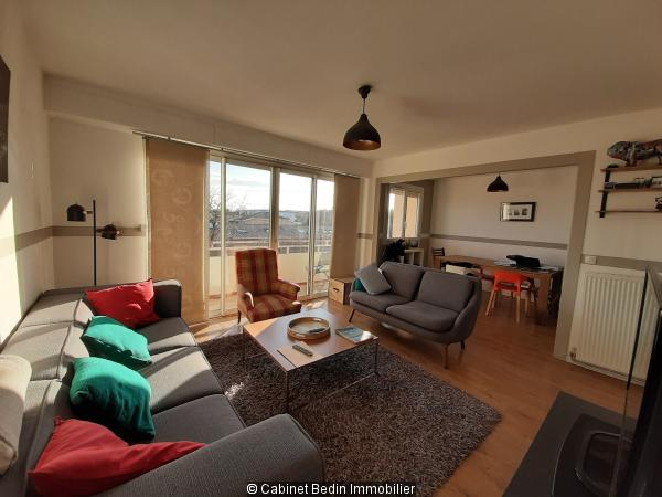 Vente Appartement T3 Begles 2 chambres