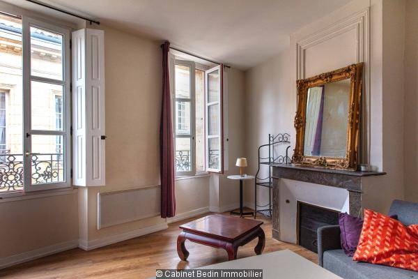 Achat Appartement 2 pieces Bordeaux 1 chambre