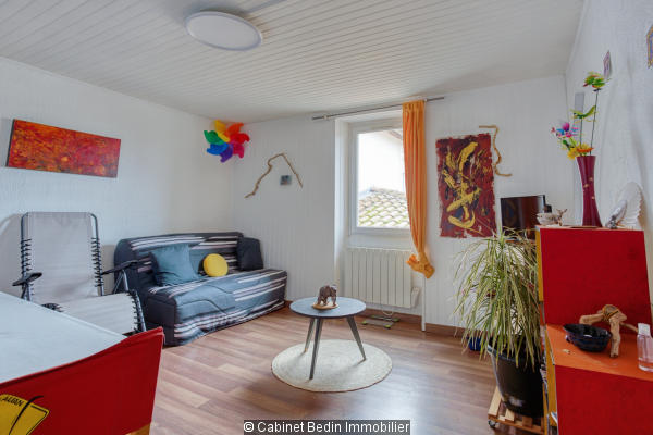 Vente Appartement T2 Ares 1 chambre