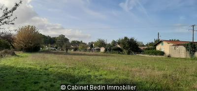 Vente Terrain constructible St Medard De Guizieres