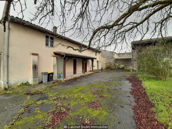 Achat Maison 6 pièces Abzac 3 chambres