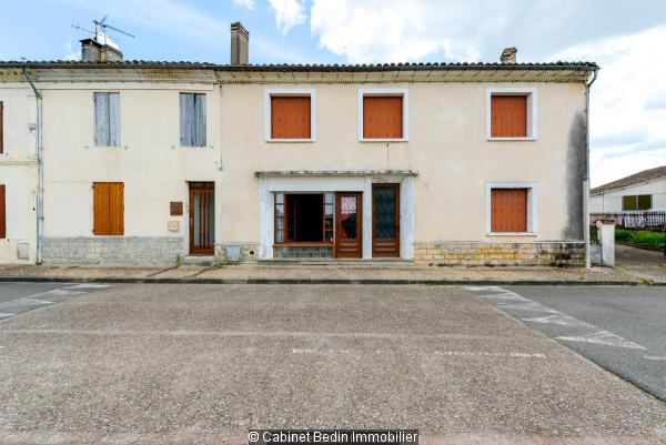 acheter Maison 6 pieces Abzac 4 chambres