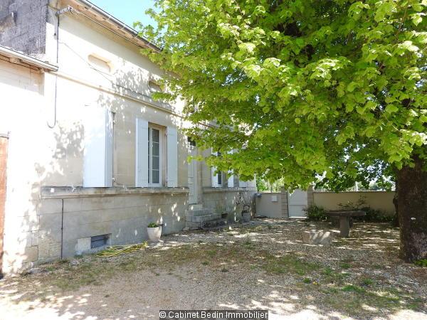Vente Maison 6 pieces Abzac 5 chambres