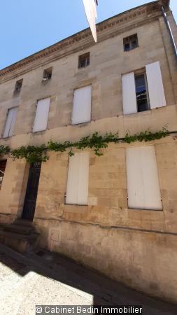 Achat Maison 3 pieces St Emilion 2 chambres