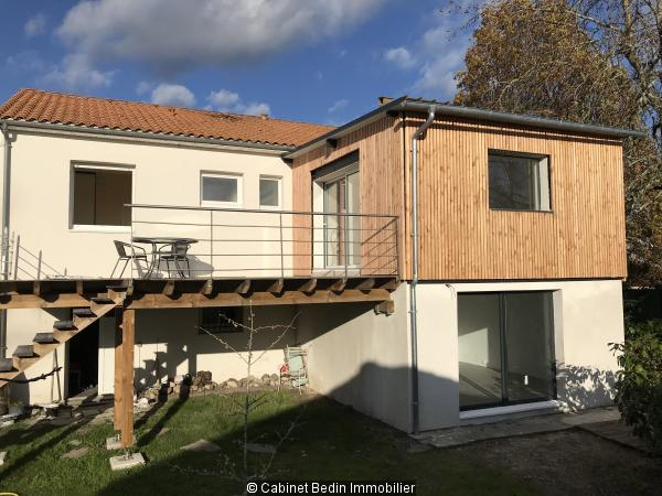 Achat Maison T5 Merignac 4 chambres