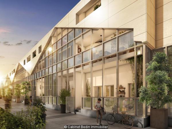 Vente Appartement T3 Bordeaux 2 chambres