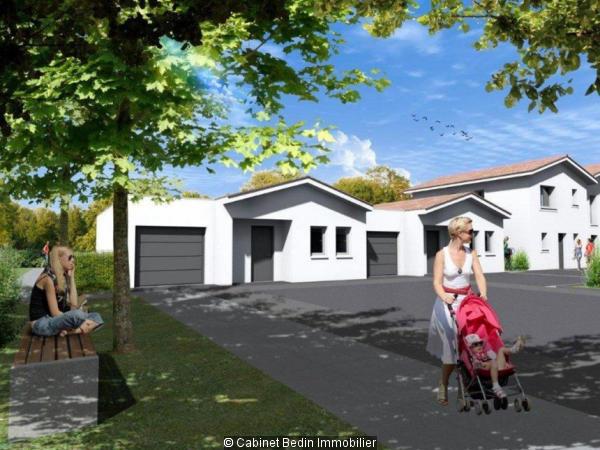 Vente Maison T4 St Medard En Jalles 2 chambres