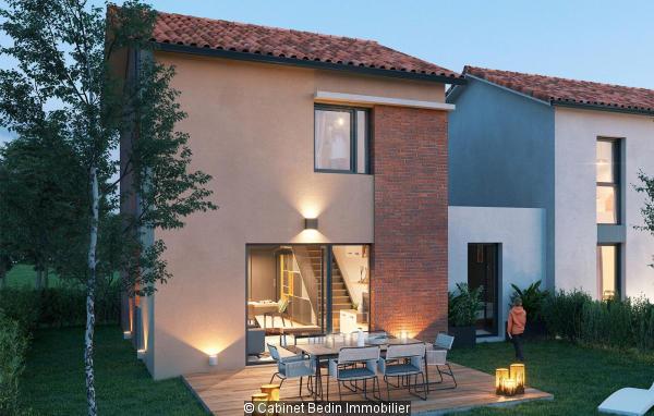 Vente Maison T5 Brax 4 chambres