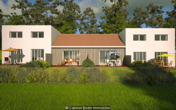 acheter Maison T4 Leognan 3 chambres