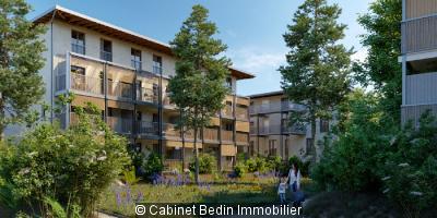 acheter Appartement T2 Biganos 1 chambre