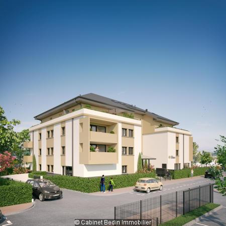 Vente Appartement T1 Cenon