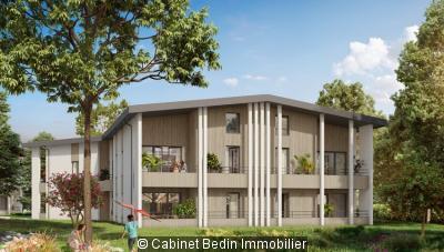 Achat Appartement T2 Blanquefort 1 chambre