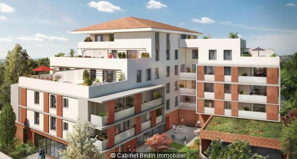 Achat Appartement 4 pièces St Orens De Gameville 3 chambres