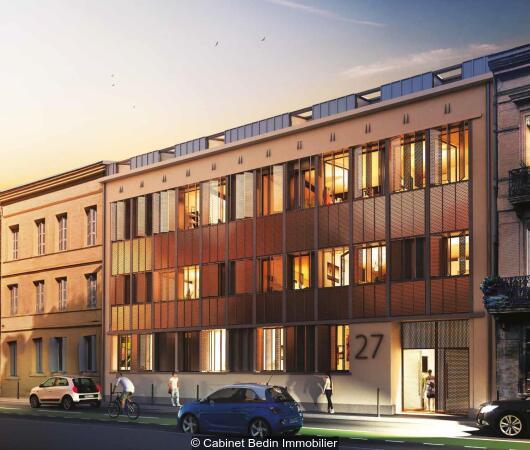 Achat Appartement 4 pièces Toulouse 3 chambres