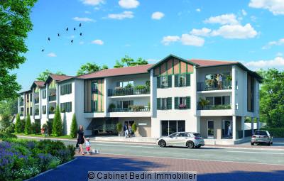 Achat Appartement T2 Sanguinet 1 chambre