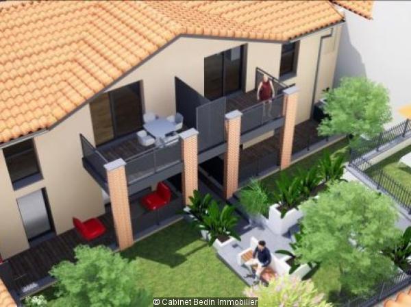 Achat Appartement T2 Castanet Tolosan 1 chambre