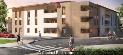 Achat Appartement 4 pieces Beauzelle 3 chambres