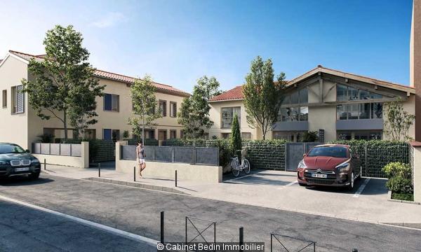 acheter Maison T3 Toulouse 2 chambres