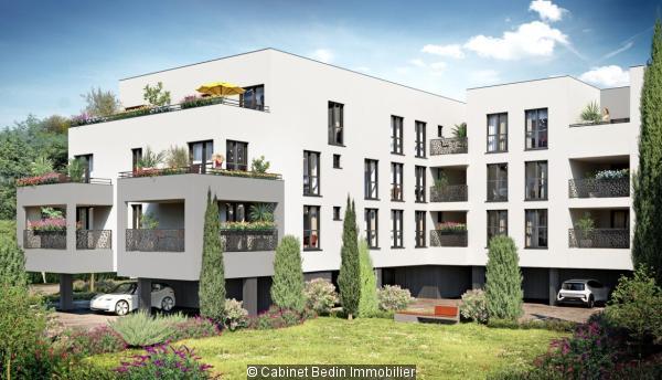 Achat Appartement 3 pièces Merignac 2 chambres