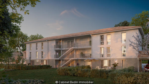 acheter Appartement T3 Belin Beliet 2 chambres