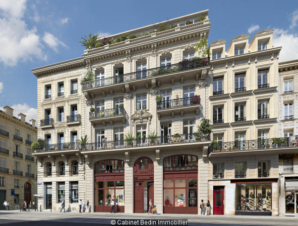Vente Appartement T1 Bordeaux 1 chambre