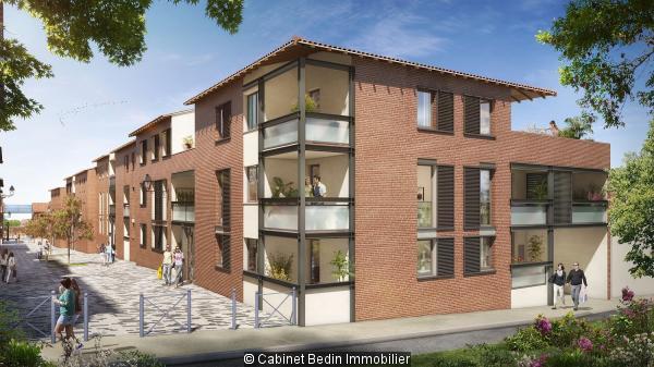 Vente Maison T4 Castanet Tolosan 3 chambres